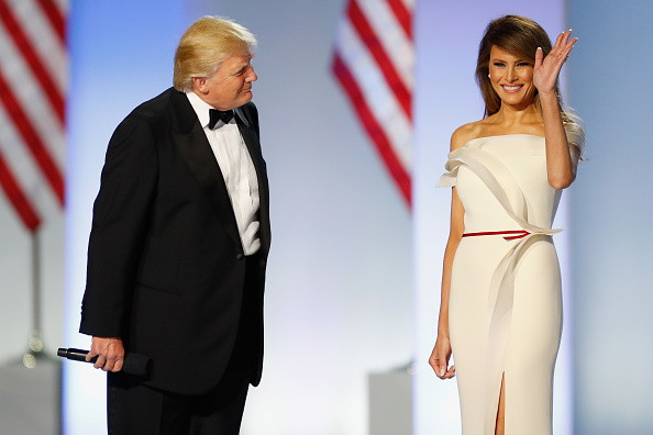 Aaron P「President Donald Trump Attends Inauguration Freedom Ball」:写真・画像(0)[壁紙.com]
