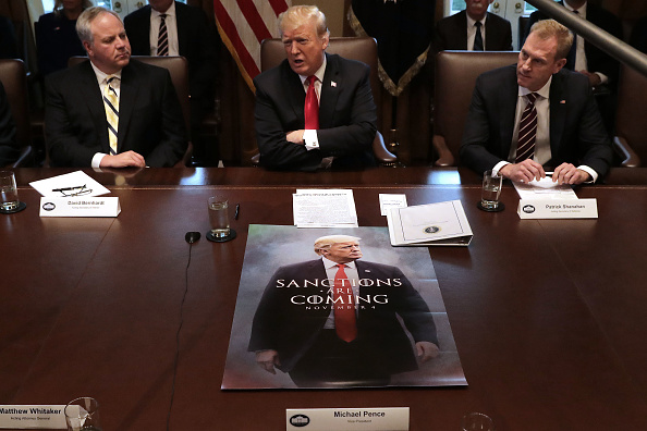ベストオブ「President Trump holds Cabinet Meeting At The White House」:写真・画像(19)[壁紙.com]