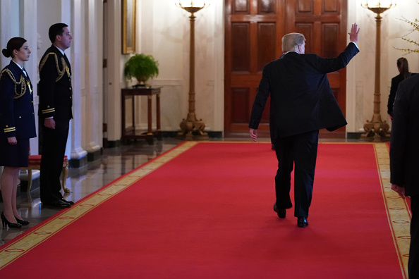 East Room「President Donald Trump Participates In Prison Reform Summit And First Step Act Celebration At The White House」:写真・画像(2)[壁紙.com]