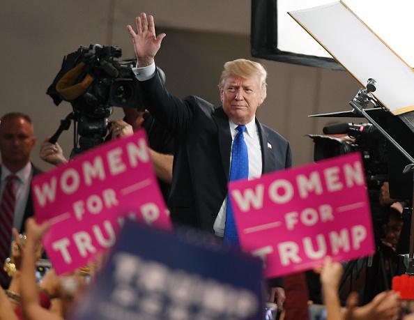 MAGA「President Trump Holds MAGA Rally In Las Vegas」:写真・画像(12)[壁紙.com]