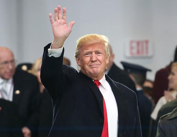 Wave「Parade Celebrates Presidential Inauguration Of Donald Trump」:写真・画像(4)[壁紙.com]