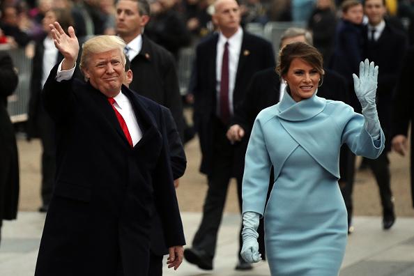 Inauguration Into Office「Parade Celebrates Presidential Inauguration Of Donald Trump」:写真・画像(10)[壁紙.com]