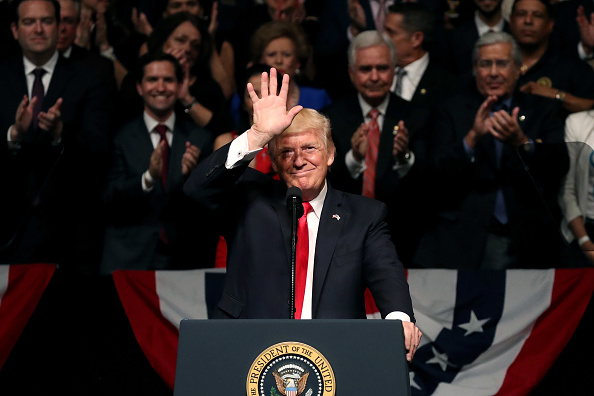 Strategy「President Trump Delivers Remarks On US-Cuba Relations In Miami」:写真・画像(14)[壁紙.com]