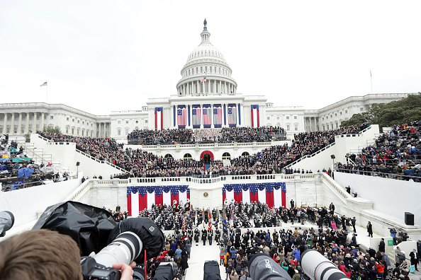 Capitol Hill「Donald Trump Is Sworn In As 45th President Of The United States」:写真・画像(0)[壁紙.com]
