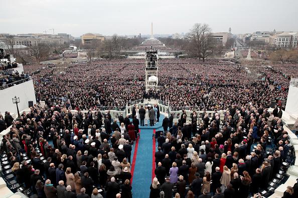 式典「Donald Trump Is Sworn In As 45th President Of The United States」:写真・画像(19)[壁紙.com]