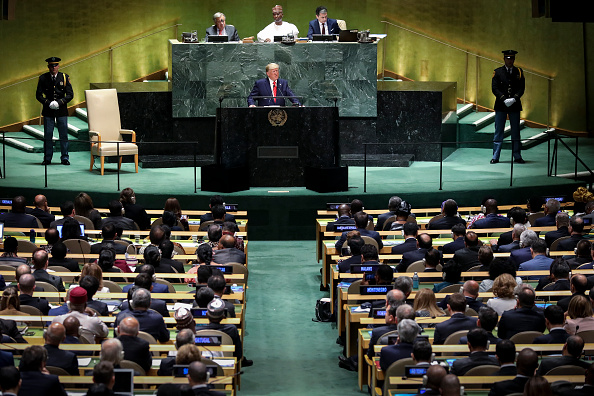 United Nations Building「World Leaders Address United Nations General Assembly」:写真・画像(15)[壁紙.com]