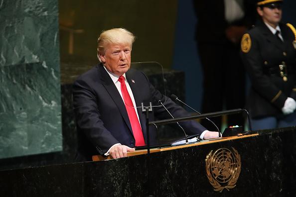 United Nations General Assembly「World Leaders Address The United Nations General Assembly」:写真・画像(18)[壁紙.com]