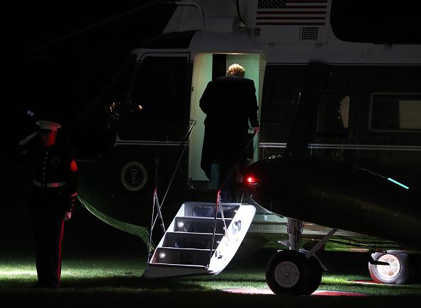 Dover - Delaware「President Trump Departs White House On Marine One」:写真・画像(9)[壁紙.com]