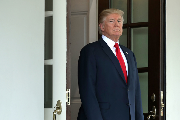 ドナルド・トランプ「President Trump Welcomes Finnish President Niinisto To White House」:写真・画像(7)[壁紙.com]