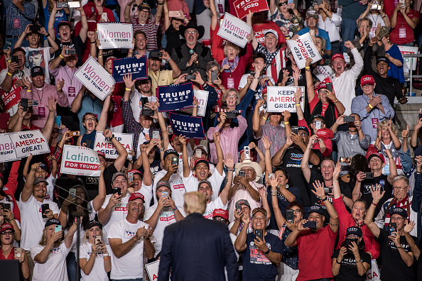 New Mexico「Donald Trump Holds Political Rally In New Mexico」:写真・画像(17)[壁紙.com]