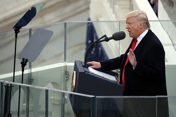 Drew Angerer「Donald Trump Is Sworn In As 45th President Of The United States」:写真・画像(10)[壁紙.com]