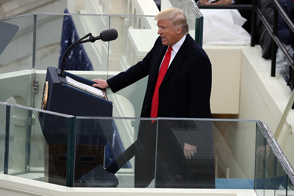 Drew Angerer「Donald Trump Is Sworn In As 45th President Of The United States」:写真・画像(13)[壁紙.com]