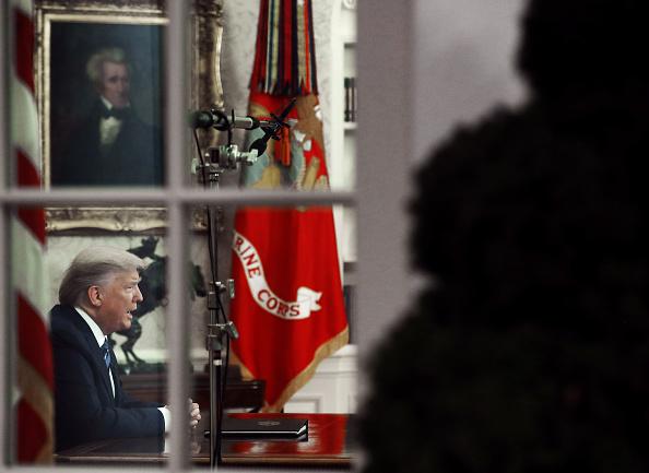 Speech「President Trump Addresses Nation From White House On Coronavirus」:写真・画像(6)[壁紙.com]