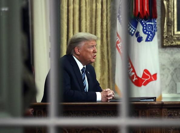 Speech「President Trump Addresses Nation From White House On Coronavirus」:写真・画像(17)[壁紙.com]