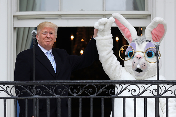 Easter「President And Mrs. Trump Host Annual White House Easter Egg Roll」:写真・画像(2)[壁紙.com]