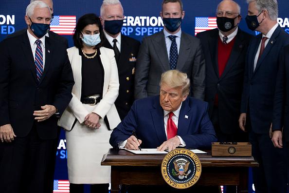 Executive Order「White House Holds COVID-19 Vaccine Summit」:写真・画像(15)[壁紙.com]