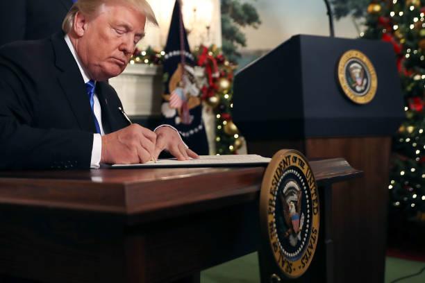 President Trump Announces U.S. Will Recognize Jerusalem As Capital Of Israel:ニュース(壁紙.com)