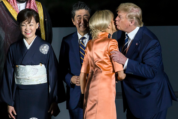 Leadership「Osaka Hosts The G20 Summit - Day One」:写真・画像(18)[壁紙.com]