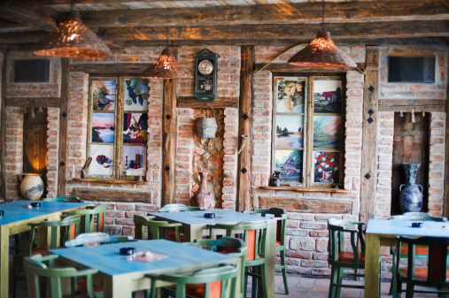 イタリア文化「素朴な場所」:スマホ壁紙(1)