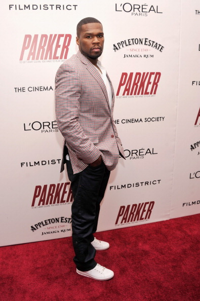 "Stephen Lovekin「FilmDistrict With The Cinema Society, L'Oreal Paris And Appleton Estate Host A Screening Of ""Parker"" - Arrivals」:写真・画像(5)[壁紙.com]"
