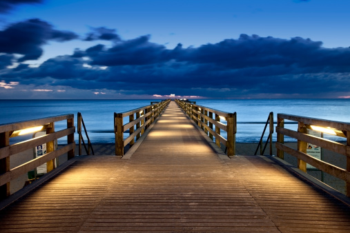 Wooden Post「Footbridge」:スマホ壁紙(11)