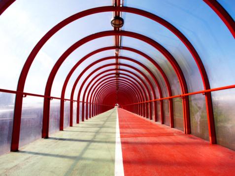 Glasgow - Scotland「Footbridge」:スマホ壁紙(17)