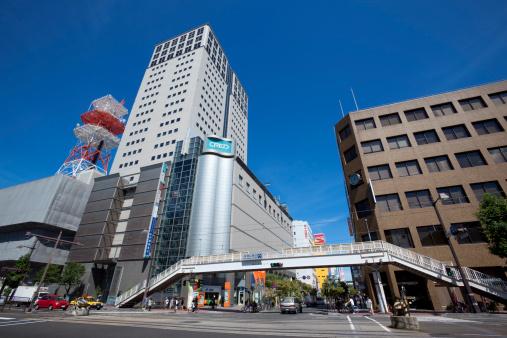 Sunny「Footbridge by Central Post Office」:スマホ壁紙(5)