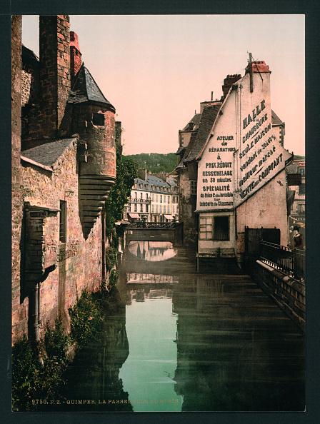 Footbridge「Passerelle Du Steir」:写真・画像(11)[壁紙.com]