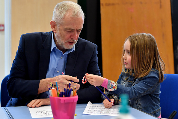 Craft「The Labour Party Announce Plans For Free School Meals For All Primary School Children」:写真・画像(10)[壁紙.com]
