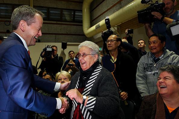 Lisa Maree Williams「Bill Shorten Campaigns On Medicare And Infrastructure In Sydney」:写真・画像(1)[壁紙.com]