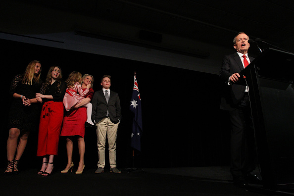 Moonee Valley Racecourse「Hung Parliament Looms With Federal Election Results Too Close To Call」:写真・画像(13)[壁紙.com]