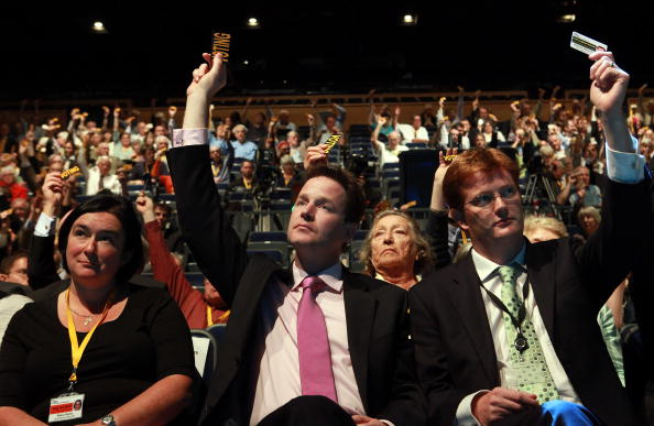 Support「Liberal Democrats Continue Their Party Political Conference」:写真・画像(18)[壁紙.com]