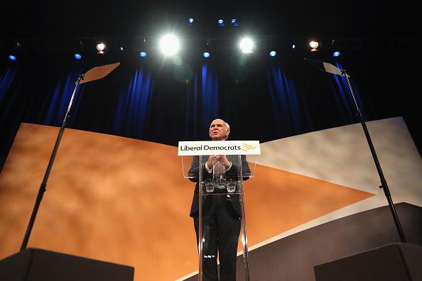 UK「Liberal Democrat Leader Sir Vince Cable Speaks At Their Autumn Conference」:写真・画像(9)[壁紙.com]