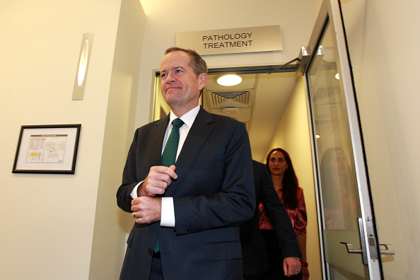 Lisa Maree Williams「Bill Shorten Reaffirms Labor's Commitment To Medicare」:写真・画像(11)[壁紙.com]