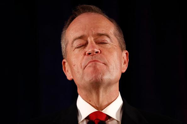Bill Shorten「Bill Shorten Concedes Defeat In 2019 Australian Federal Election」:写真・画像(4)[壁紙.com]