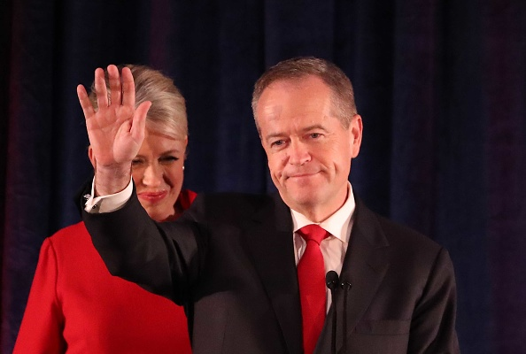 Bill Shorten「Bill Shorten Concedes Defeat In 2019 Australian Federal Election」:写真・画像(9)[壁紙.com]