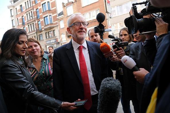 Jeremy Corbyn「Leaders Attend European Council Meeting」:写真・画像(17)[壁紙.com]