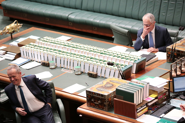 Politics「Labor Criticizes Malcolm Turnbull Over AFP Raids On Union Offices」:写真・画像(10)[壁紙.com]