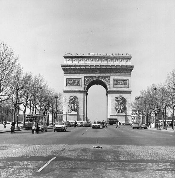 Arch - Architectural Feature「Arc De Triomphe」:写真・画像(5)[壁紙.com]