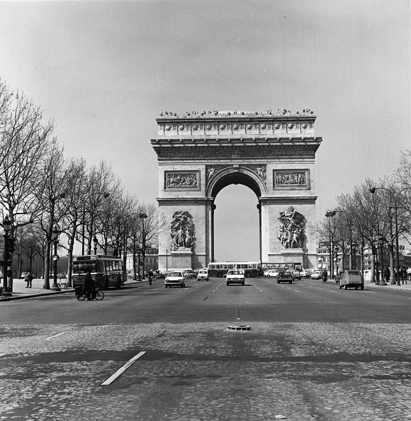 Arc de Triomphe - Paris「Arc De Triomphe」:写真・画像(5)[壁紙.com]