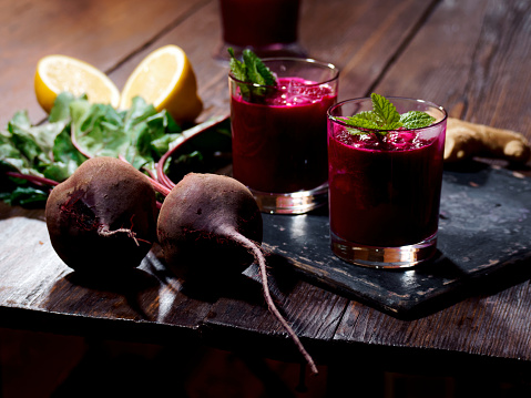 Juice - Drink「Beet smoothie」:スマホ壁紙(3)