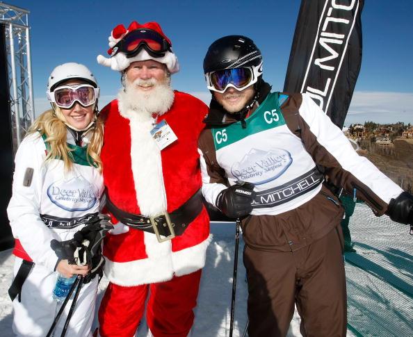 """Spencer Platt「Juma Entertainment's """"Deer Valley Celebrity Skifest"""" Day 3」:写真・画像(8)[壁紙.com]"""
