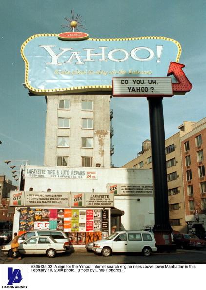 Brand Name「A sign for Yahoo!」:写真・画像(15)[壁紙.com]