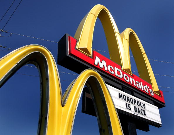 McDonald's「McDonald's Launches Its Largest-Ever Promotion」:写真・画像(2)[壁紙.com]
