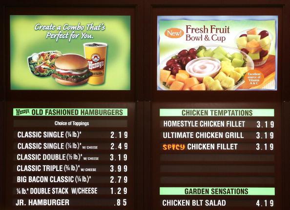 Menu「Wendys Launches Fast-Food Fruit」:写真・画像(4)[壁紙.com]