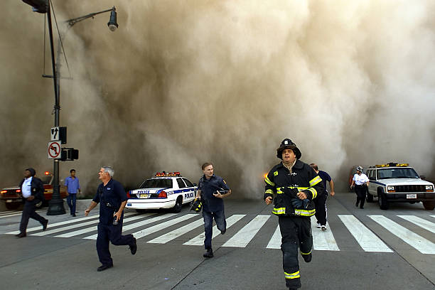 World Trade Center Hit by Two Planes:ニュース(壁紙.com)