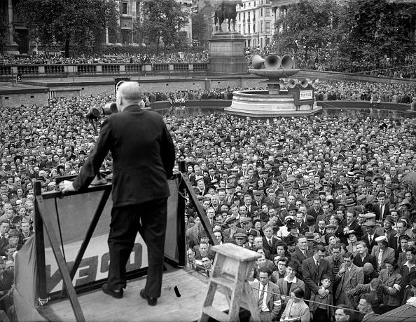Public Speaker「Trafalgar Speech」:写真・画像(4)[壁紙.com]