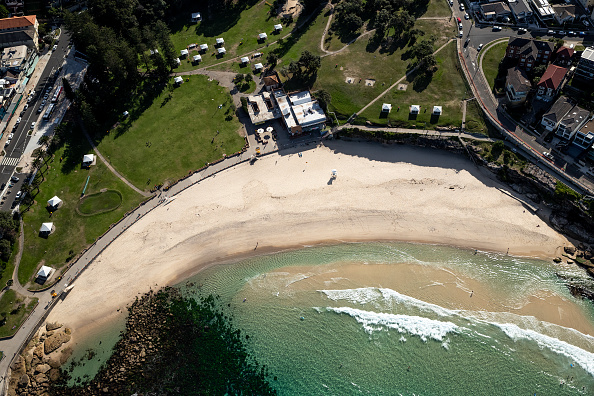 Aircraft Point of View「Aerial Views Of Sydney As Australia Sees Steady Decline In New Coronavirus Cases」:写真・画像(18)[壁紙.com]