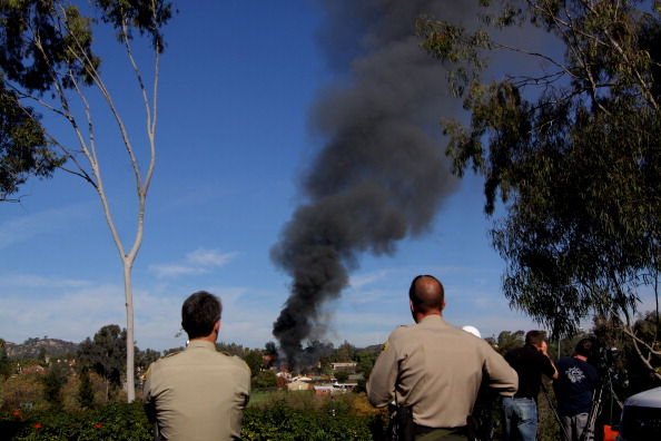 Sandy Huffaker「House Found With Large Cache Of Homemade Explosives Burned To Dispose Of Materials」:写真・画像(8)[壁紙.com]