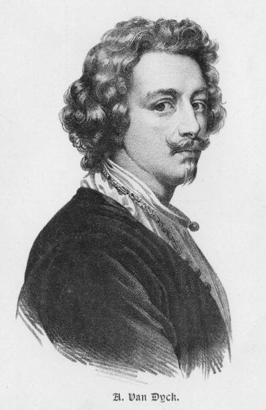 Sir Anthony Van Dyck「Sir Anthony van Dyck (1599-1641), Flemish painter, early 20th century.」:写真・画像(7)[壁紙.com]